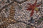 kompozycja z kamieni do ogrodu